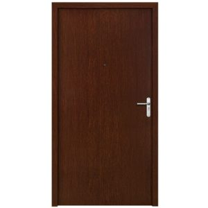 Coral Plain Wood Doors - Tata Pravesh