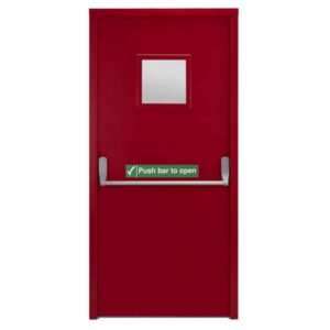 Fire Rated Door - Tata Pravesh